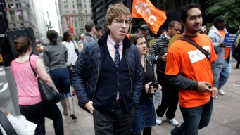 'Hipster Cop,' Fashion Icon From Occupy Wall Street, Retires