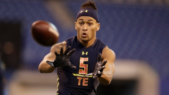 Giants Take Ole Miss Tight End Evan Engram With 23rd Pick