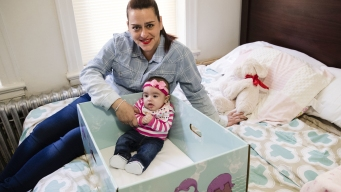 Cardboard Boxes as Cribs? Safety Sleep Program Expands