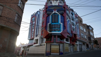 World's Highest Big City Gets Transformer-Themed Buildings