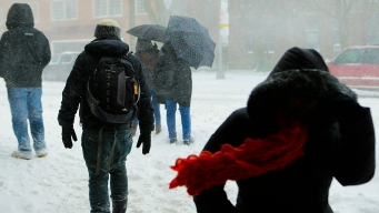 Winter Storm Could Dump More Than 8 to 12 Inches of Snow