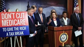 Dems Seize on Report That GOP Tax Cuts Match Entitlement Cuts