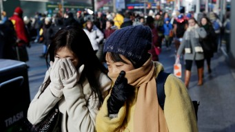 Vicious Cold to Grip Tri-State for at Least Another Week