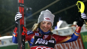 US's Shiffrin Takes Slalom for 7th World Cup Win of Season