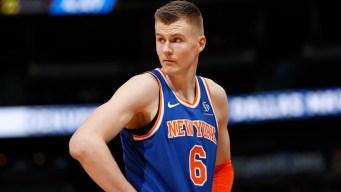 AP Sources: Knicks Agree to Trade Porzingis to Dallas