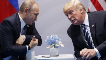 Trump Congratulates Putin, Gets Backtalk From Republicans