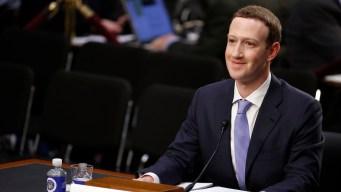 Top Moments From Mark Zuckerberg's Senate Testimony