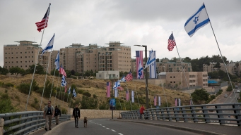 Jerusalem, New Home of US Embassy, at Core of Mideast Strife