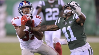 Darnold Solid Again, Jets Lose to Giants 22-16