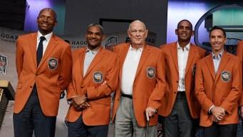 2018 Basketball Hall of Fame: Allen, Nash, Kidd and Hill