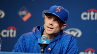 Mets' David Wright Tearfully Announces End of Career