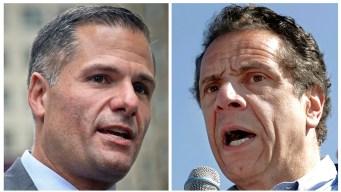 Cuomo, Molinaro Spar in Sharp, Unfriendly Debate