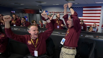 Top 2018 Space Stories: InSight on Mars, Asteroid Rendezvous
