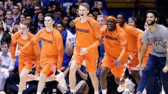 Syracuse Upsets No. 1 Duke 95-91 in OT