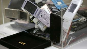 Old Gold: Tokyo 2020 Recycling Phones, Cameras for Medals
