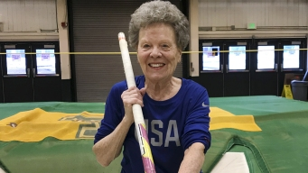 84-Year-Old Vermont Pole Vaulter to Compete in Worlds