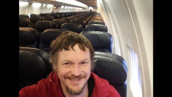 Flying Solo: Lithuanian Man Gets Passenger Flight All to Himself