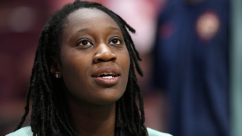 WNBA Star Tina Charles Adds Filmmaker to Her Resume