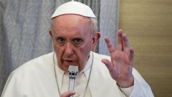 Pope's Climate Comments Top Notable Quotes List