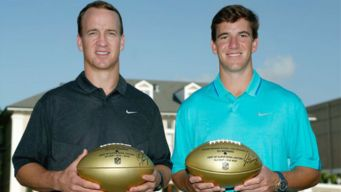Eli, Peyton Manning to Headline Long Island Biz Event