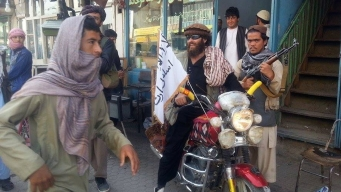 Taliban Watches Debate From Secret Afghanistan Location