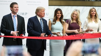 Trump: I'll Run America Like My Business