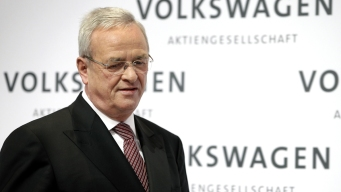 Volkswagen, Former CEO Charged With Fraud in Diesel Scandal
