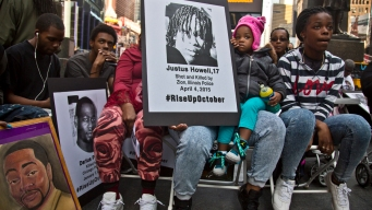 Activists, Families Protest Against Police-Involved Deaths