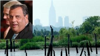 Christie Drains Entire Budget for Meadowlands Restoration