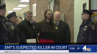 Accused EMT Killer in Court for Mental Health Hearing
