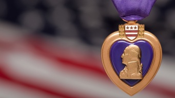 WWII Hero's Lost Purple Heart Returned to His Family