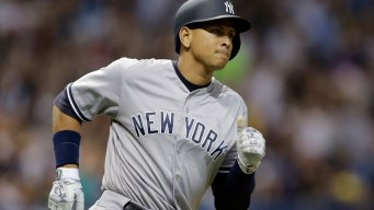 A-Rod, Tanaka Lead Yankees Past Rays 4-1