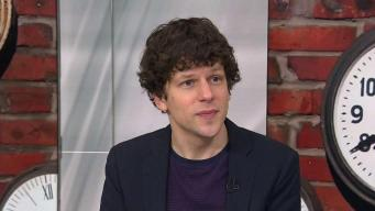 All Eyes on Eisenberg