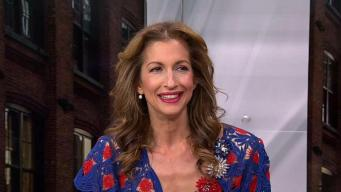 Alysia Reiner Talks 'Egg'
