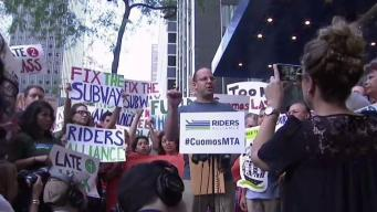 Angry Commuters Call for Sweeping MTA Changes
