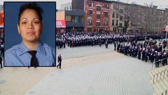 In Show of Force, Thousands Say Goodbye to Fallen 'Hero' EMT