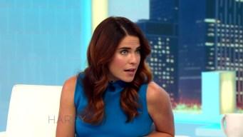Karla Souza and Harry Discuss Sex Scenes