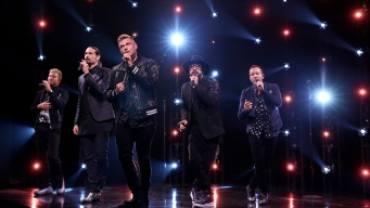 Fans Injured as Structure Collapses Outside Backstreet Boys Concert