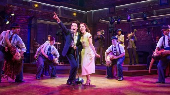 Cott, Osnes Go Back to the 1940s in Nostalgic 'Bandstand'