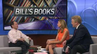 Bill's Books for April 8