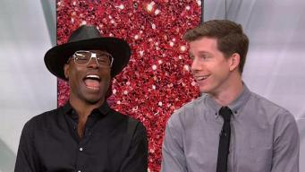 "Billy Porter & Stark Sands Talk Return To ""Kinky Boots"""