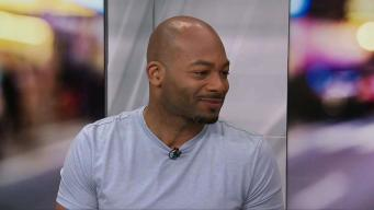 Catching Up with Brandon Victor Dixon
