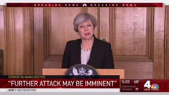 British PM Raises Terror Alert Level to Critical