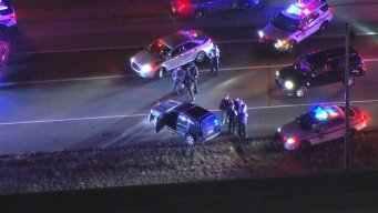 Naked Wrong-Way Driver Crashes on I-95 After 2-State Chase