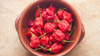 'Thunderclap' Headache Hits Man Who Ate Fiery Pepper: Docs