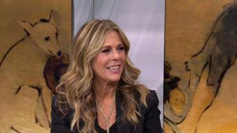 Catching Up With Rita Wilson