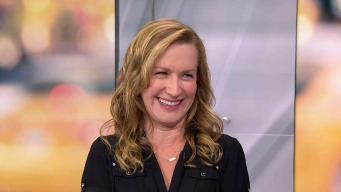 Catching Up with Angela Kinsey