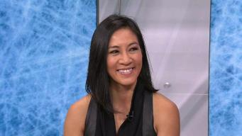 Catching Up with Michelle Kwan