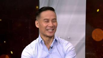 Catching up with BD Wong