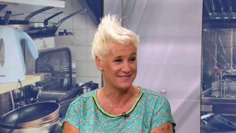 "Chef Anne Burrell Talks ""Worst Cooks in America"""